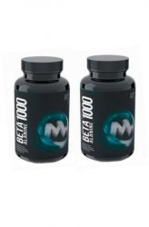 MAXXWIN Beta Alanine 1000 ─ 120 + 120 capsules