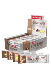 Nutrend LOW CARB PROTEIN BAR 30 ─ 24 ks x 80 g