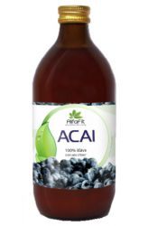 AlfaFit BIO Acai 100% Puree 500 ml
