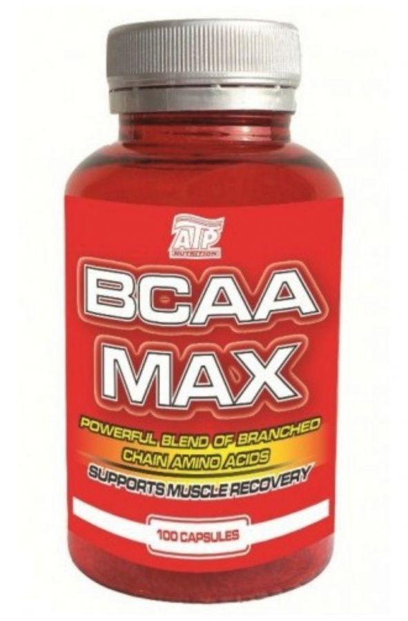 ATP BCAA Max 100 capsules