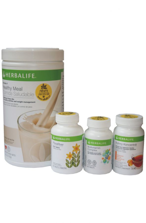 Herbalife USA Sada pro optimální výživu (koktejl 750 g)