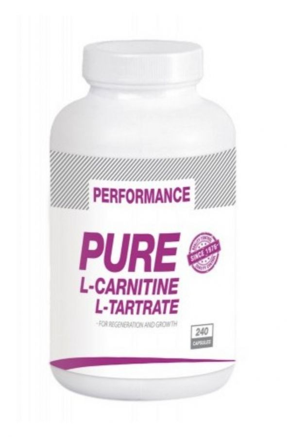 PROM-IN Pure L-Carnitine 240 capsules